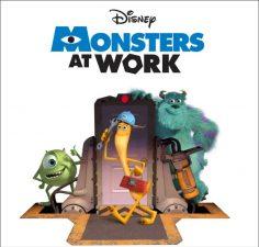 Monsters & Co. La serie – Lavori in Corso!il 7 Luglio su Disney+