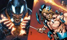 X-O Manowar nuova serie N. 4 Variant Cover di Camuncoli!