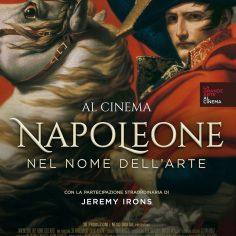 Napoleone. Nel nome dell'arte, nelle sale dall'8 al 10 novembre