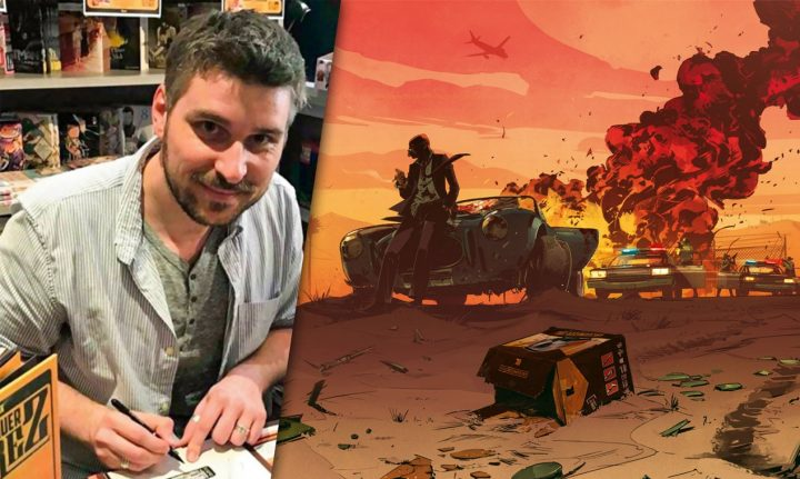 NICOLAS PETRIMAUX OSPITE IN PIAZZA STAR COMICS A LUCCA C&G 2019!
