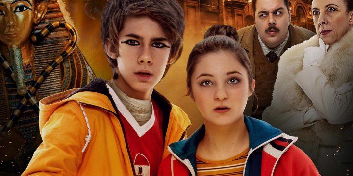 Berni e il Giovane Faraone: trailer e poster