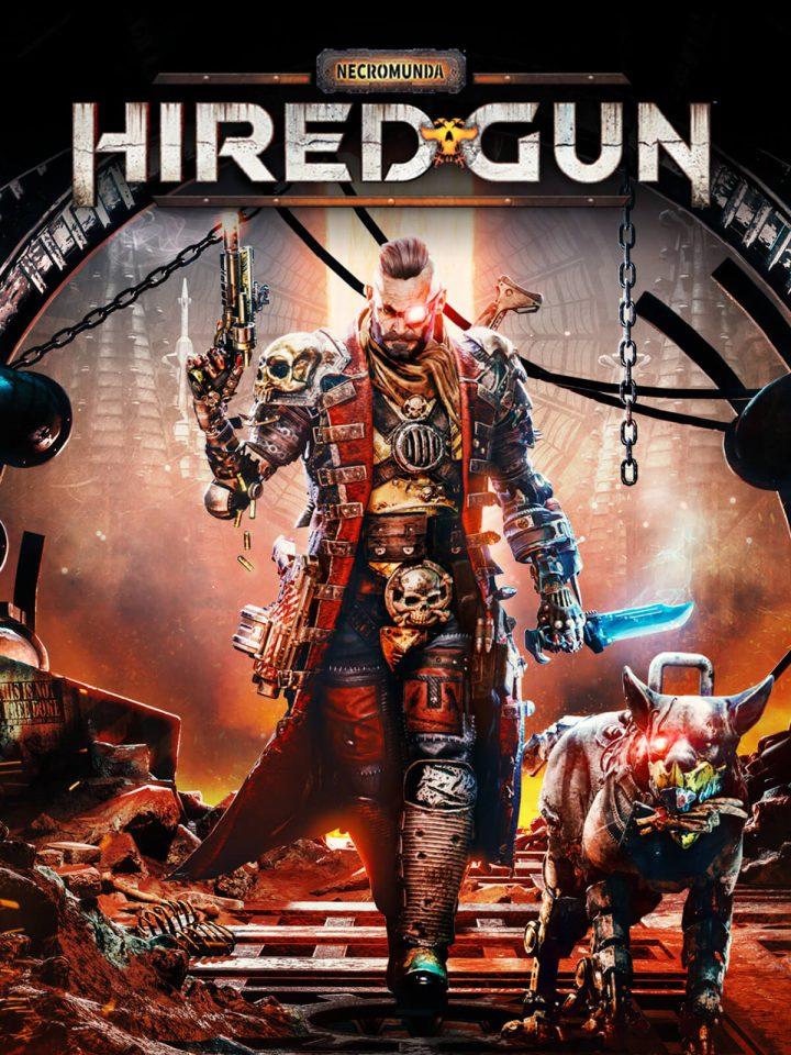 Warhammer 40.000 – Necromunda: Hired Gun