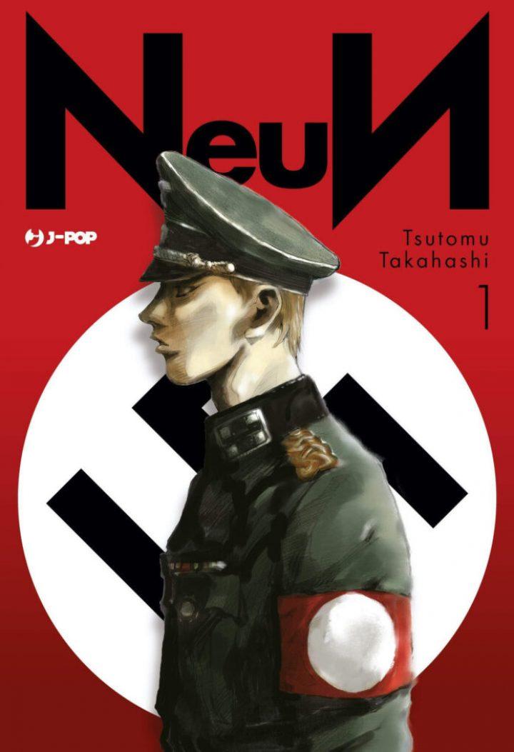 NeuN: il manga storico di J-Pop Manga