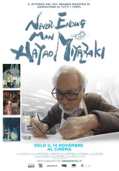 Never-Ending Man –  Hayao Miyazaki