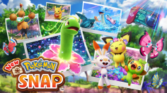 New Pokémon Snap per i 25 anni dei Pokémon