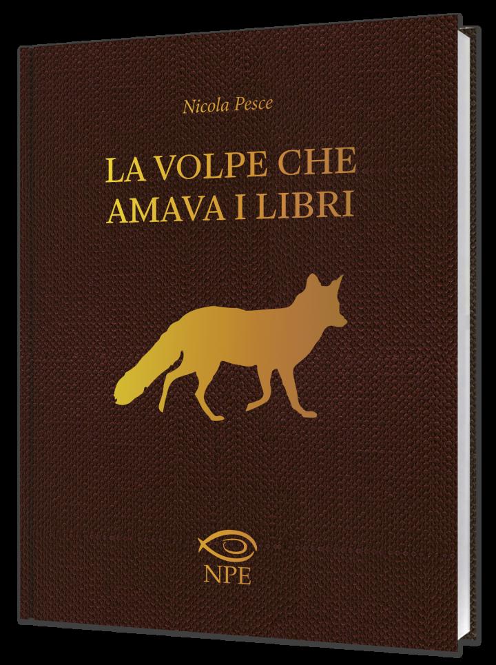 La volpe che amava i libri di Nicola Pesce