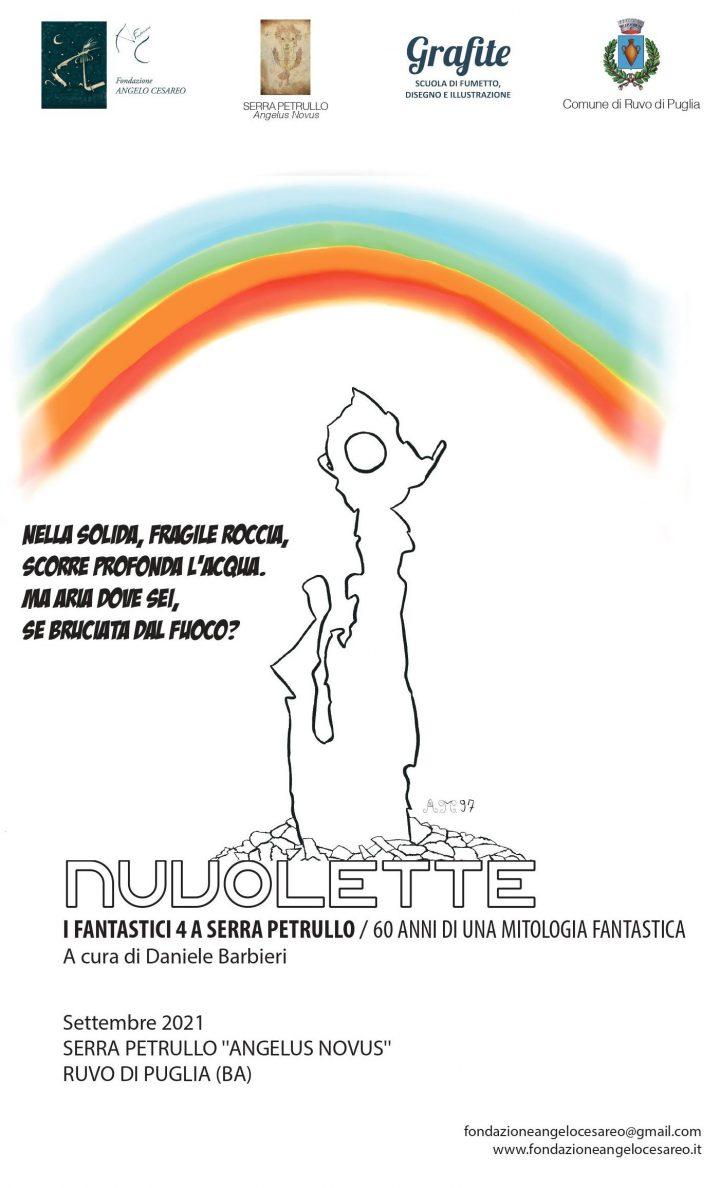 Nuvolette: I Fantastici Quattro a Serra Petrullo