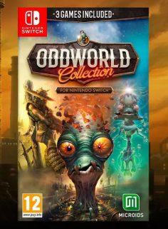 Oddworld: Collection per Nintendo Switch