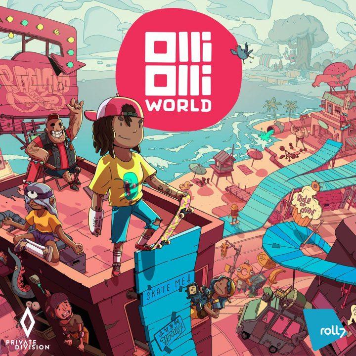 OlliOlli World: il nuovo trailer