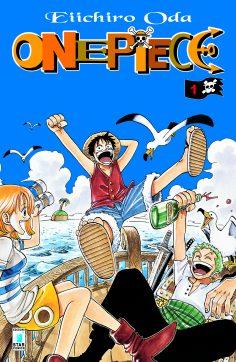 ONE PIECE: 20 anni fa l'arrivo in Italia, oggi il manga arriva al capitolo 100