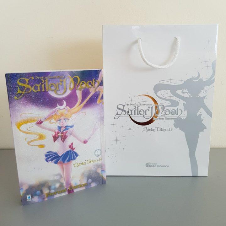 La mostra su Pretty Guardian Sailor Moon Eternal Edition