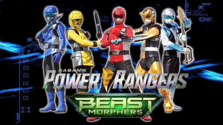 Power Rangers Beast Morphers, nuovi episodi in prima tv free