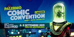Ritorna Palermo Comic Convention