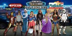 Palladio Cosplay Contest 2020