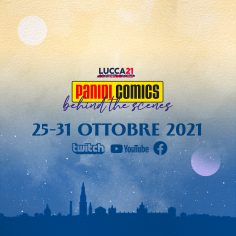 Panini Comics a Lucca Comics and Games
