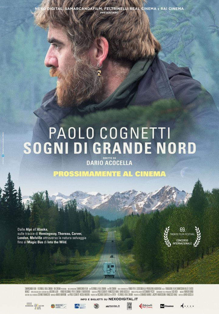 Paolo Cognetti. Sogni di grande Nord @ Trento Film Festival