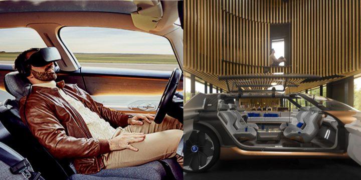 Symbioz: l'auto VR di Renault e Ubisoft