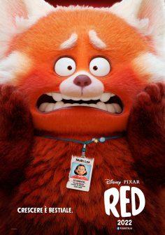 Red: il nuovo lungometraggio d'animazione targato Pixar Animation Studios