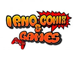 Irno Comix & Games 2016