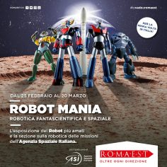 Robot Mania: i robbottoni al centro Commerciale