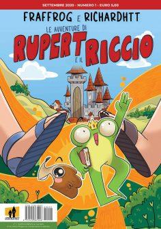 """Fraffrog e RichardHTT: """"Le Avventure di Rupert e il Riccio"""""""