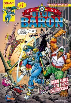 Arriva Blue Baron
