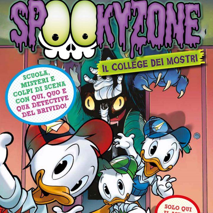 Spookyzone: Qui, Quo e Qua detective del brivido