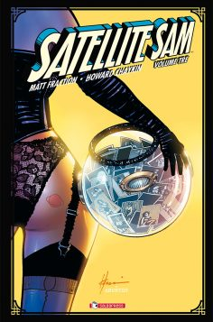 Satellite Sam arriva il terzo e ultimo volume