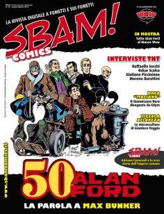 È uscito il numero 45 di SBAM! COMICS