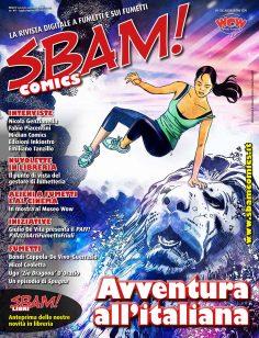 È uscito il numero 40 di SBAM! COMICS
