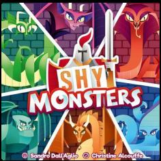 GateOnGames presenta Shy Monsters