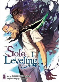Solo Leveling n. 1 LIMITED reveal