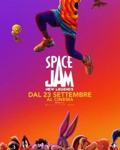 Space Jam: New Legends: il poster e il trailer!