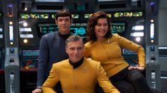 Star Trek: Strange New Worlds: il nuovo equipaggio