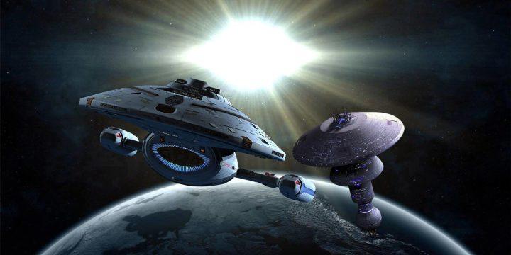 Come ti trasformo la trama di Star Trek in bufala