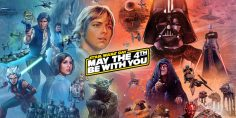 """Star Wars Day: Cosa significa """"May the 4th be with You""""?"""
