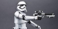 Le origini del First Order Stormtrooper