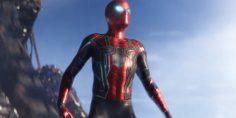 L'improvvisazione di Tom Holland in Avengers Infinity War -SPOILER-