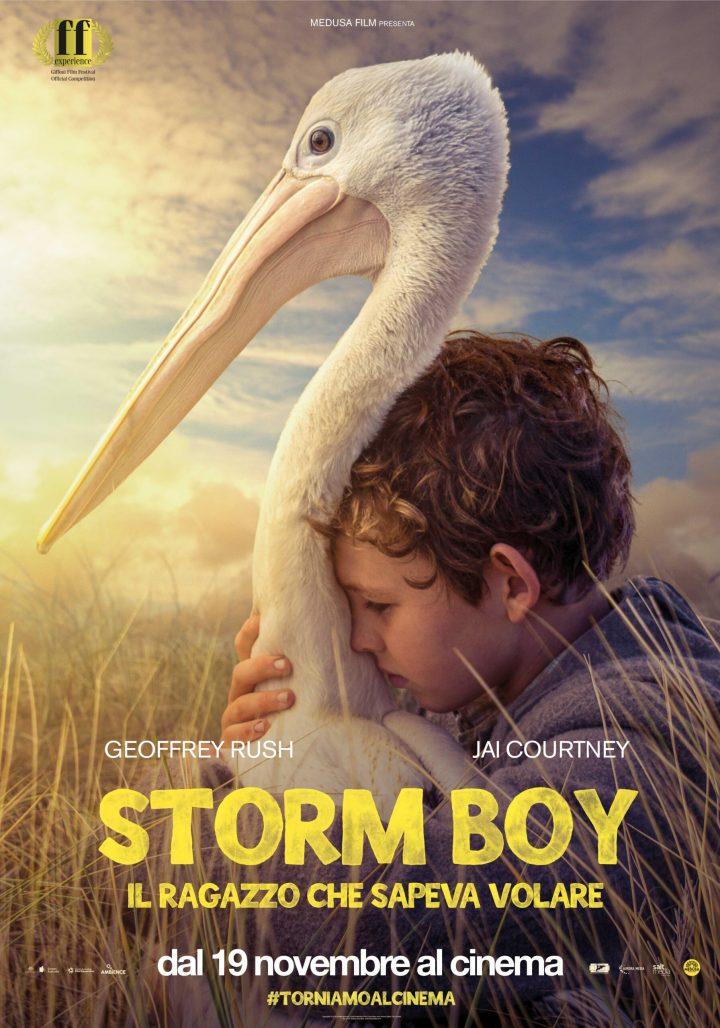 "Medusa Film presenta ""Storm Boy"" con Jai Courtney e Geoffrey Rush"