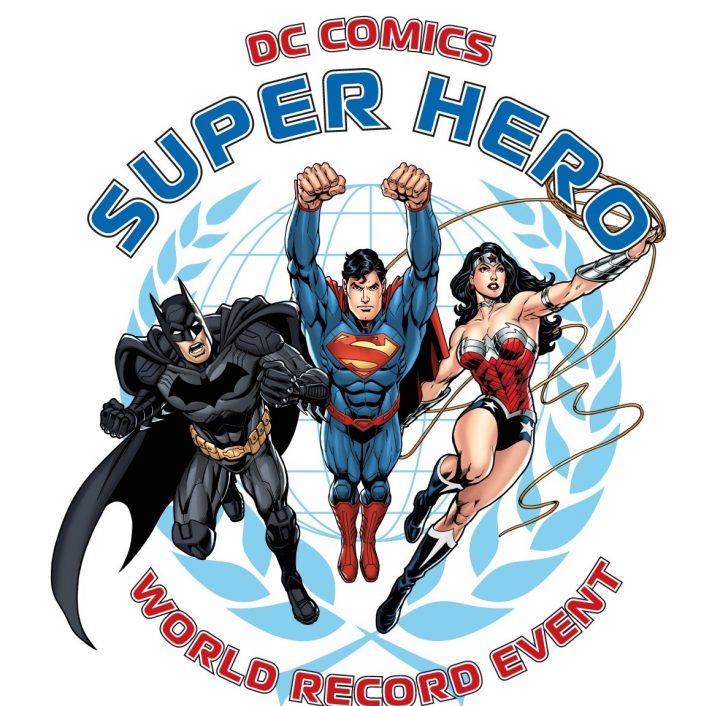 DC Super Hero da Record!