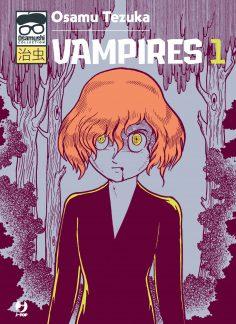 Osamushi Collection: Vampires di Osamu Tezuka