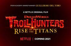 Trollhunters: Rise of Titans in uscita a luglio su Netflix