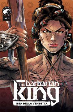 THE BARBARIAN KING 3 – Dea della Vendetta