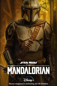 """""""The Mandalorian"""": i nuovi poster della seconda stagione"""