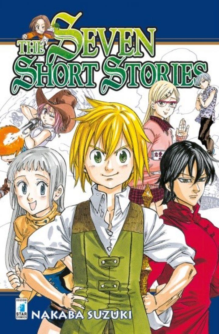 THE SEVEN SHORT STORIES: SETTE STORIE IRRINUNCIABILI PER OGNI APPASSIONATO DI THE SEVEN DEADLY SINS!