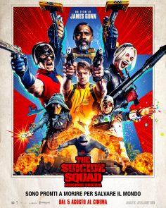 The Suicide Squad – Missione Suicida: Trailer e poster