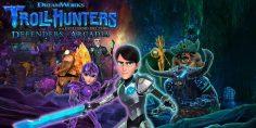 Arriva il gioco di Trollhunters I Difensori di Arcadia