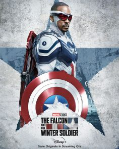 Sam Wilson è Captain America