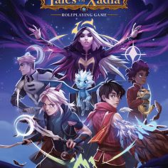 Tales of Xadia: The Dragon Prince Roleplaying Game