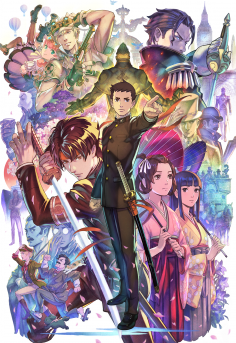The Great Ace Attorney Chronicles: nuovo trailer